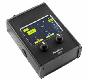 Der CV-RCP-100 Remote Control von Marshall