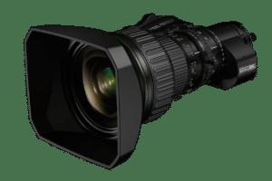 Das neue Fujinon UA24x7.8BERD soll das kleinste und leichteste 4k-Objektiv der Welt sein