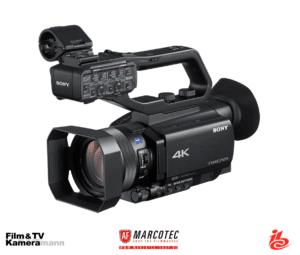 Der HRX-NX80 Camcorder von Sony