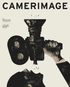 Zum 25. Jubiläum besinnt sich auch das Poster des Camerimage-Festival auf vergangene Zeiten.