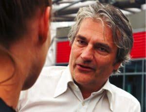 Michael Bertl, Kameradozent an der dffb.