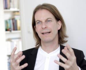 Der neue Leiter der Hofer Filmtage Thorsten Schaumann