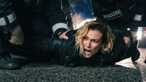 """Diane Kruger wurde im Mai in Cannes für ihre schauspielerische Leistung in """"Aus dem Nichts"""" ausgezeichnet."""