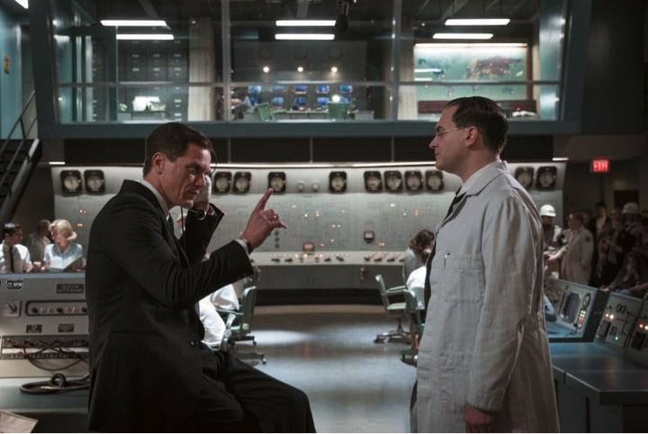 Zeit des Umbruchs: Michael Shannon (links) spielt den Regierungsbeamten Richard Strickland