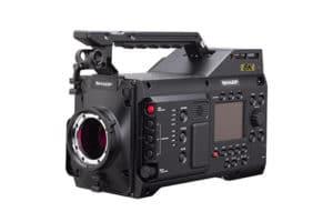 Der 8C-B60A ist ein 8K-fähiger Camcorder der Firma Sharp.