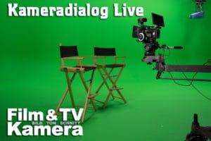 Ankündigung Kameradialog Live ohne Sponsoring