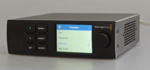 Der Web Presenter bietet verschiedene Überblendungsmöglichkeiten für seine Signale an.