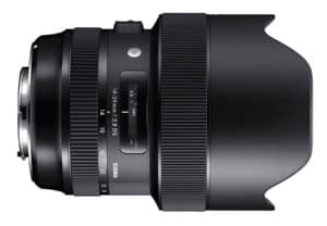 Das neue 14-24 F28 DG HSM Art soll das neue lichtstarke Weitwinkel-Zoom-Objektiv im Portfolio von Sigma sein.
