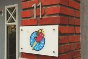Der Komplex der Rocket Beans in der Hamburger Heinrichstraße umfasst bereits drei Gebäude.
