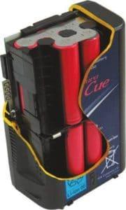 Sicher konstruiert: IDX – CUE-D150 146Wh Lithium-Ionen Akku