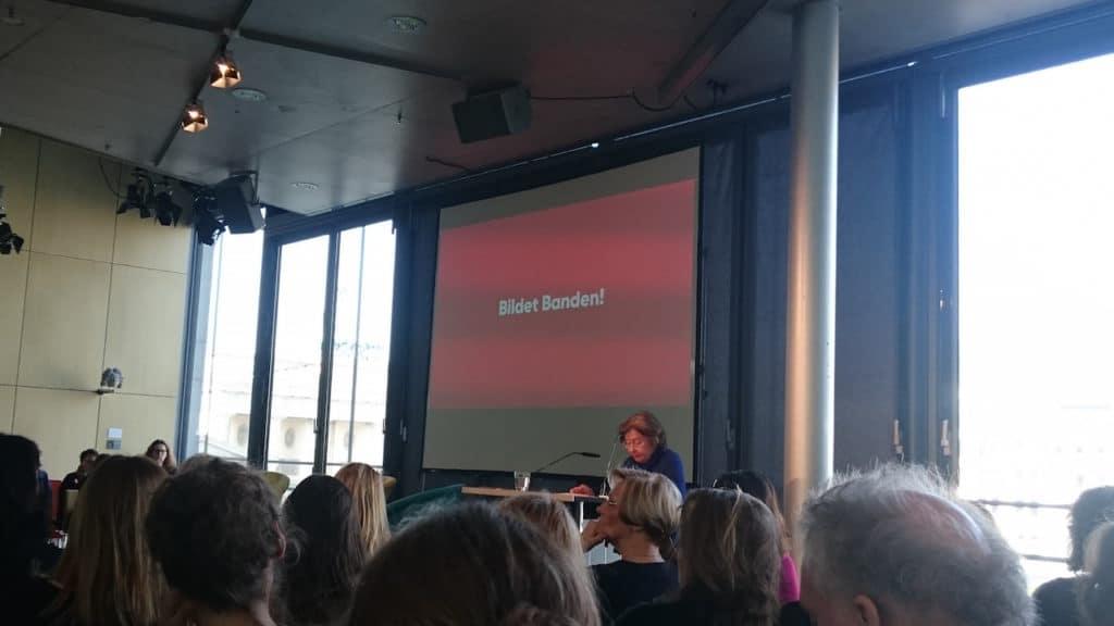 Anne Chlosta war für uns bei der Gleichstellungsevent von Pro Quote Film auf der Berlinale 2018.