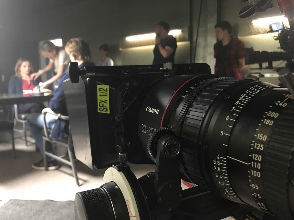Für die Flexibilität: Die Zoomoptik Canon CN-E 30-300 mm