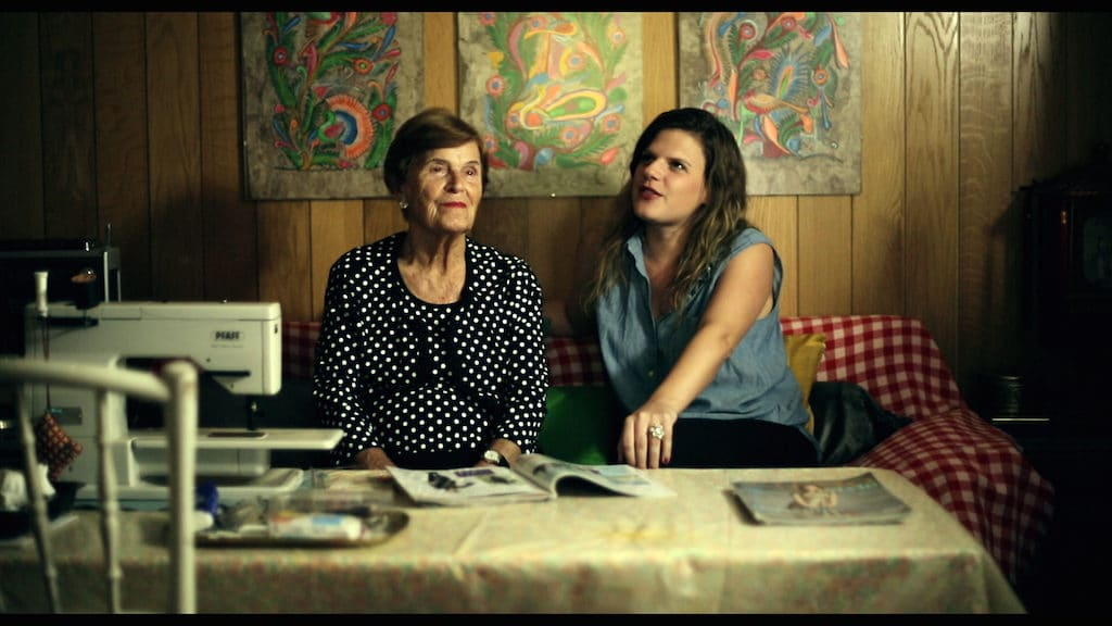 """""""Serenade für Fanny"""" ist eine Liebeserklärung an die Beziehung zwischen Enkelin und Großmutter."""