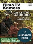 Aktuelle Ausgabe: Kameramann