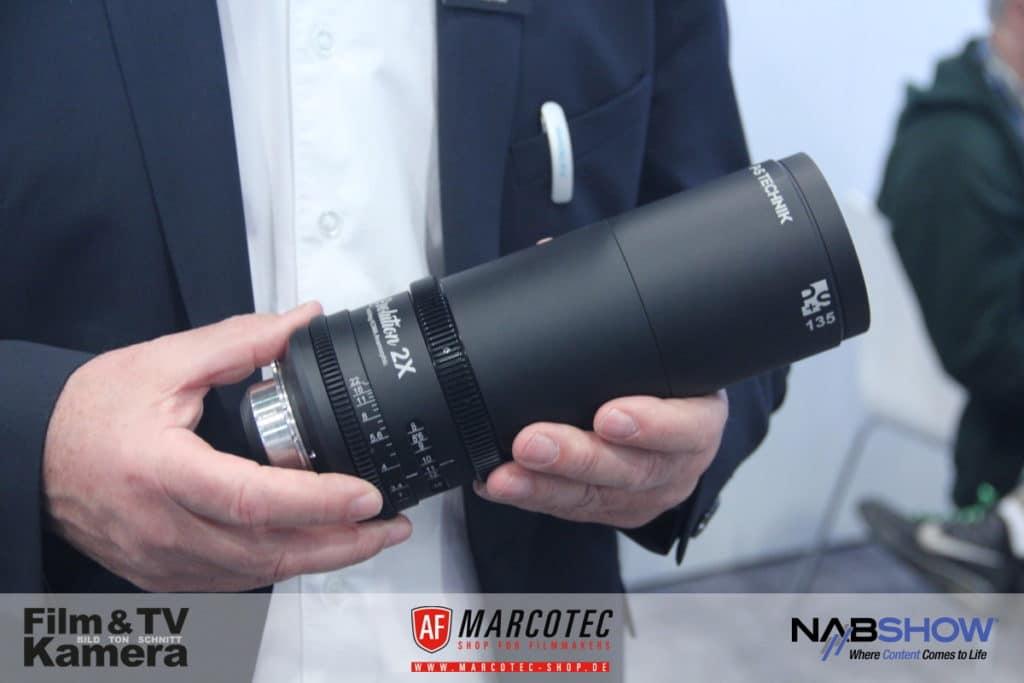 Das neue Evolution X2 135mm von P+S Technik.
