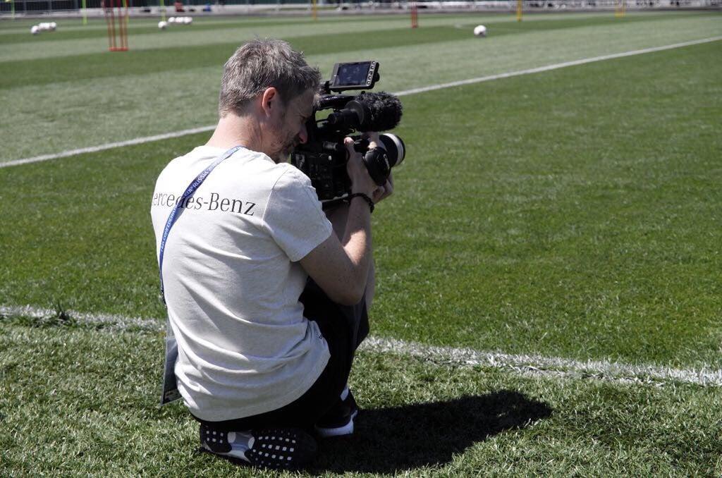 Schneller, flexibler Einsatz bei hoher Bildqualität: Die Canon C200.