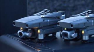 Mit den beiden neuen Mavic Modellen fällt der Startschuss zur neuen Serie an Drohnen für Einsteiger bis hin zu Profis.