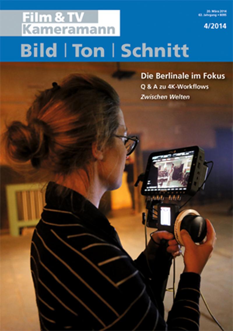 Produkt: Film & TV Kamera 04/2014 Digital