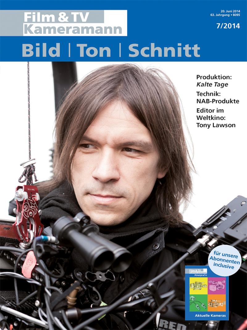 Produkt: Film & TV Kameramann Digital 07/2014
