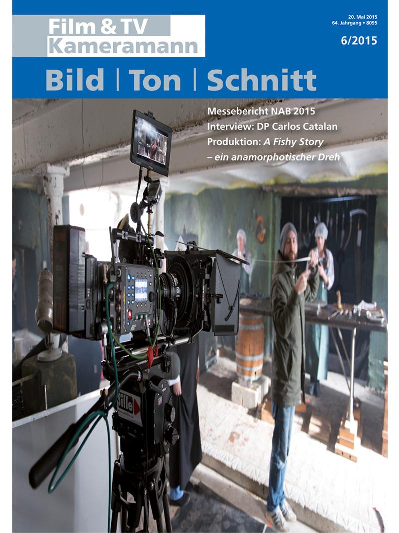 Produkt: Film & TV Kameramann Digital 06/2015