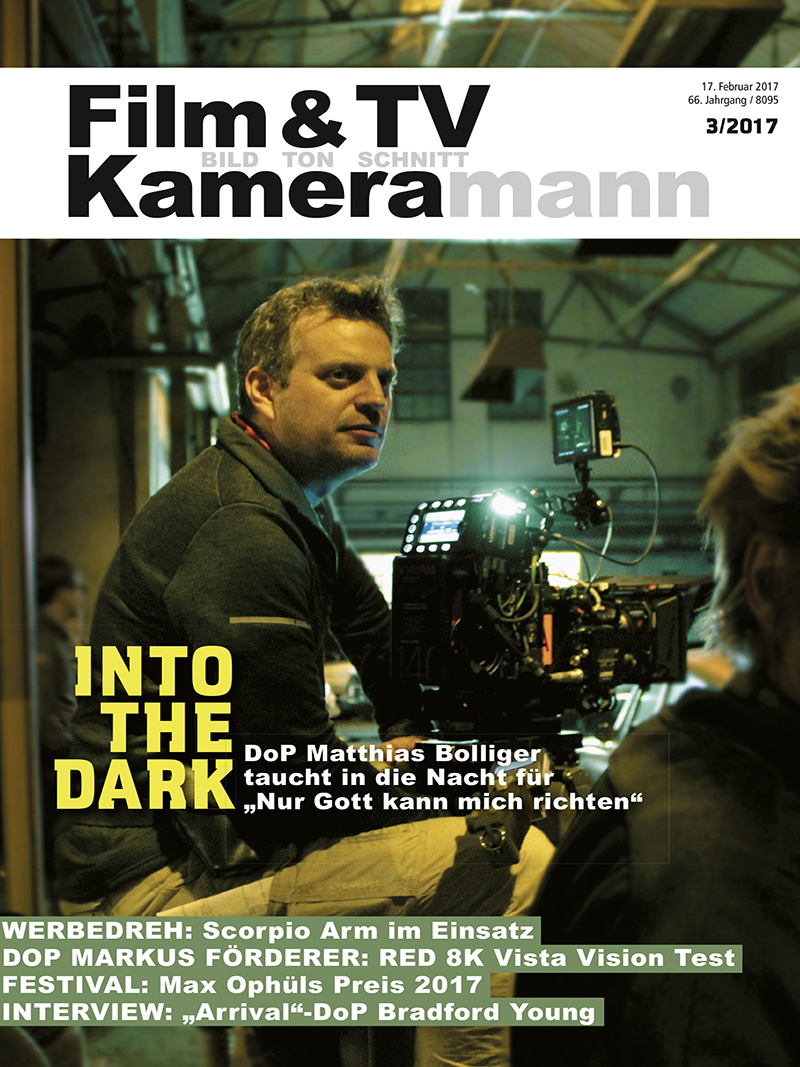 Produkt: Film & TV Kameramann Digital 03/2017