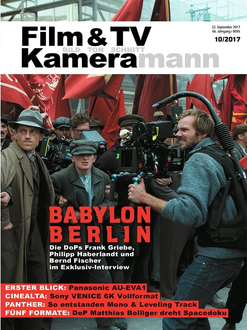 Produkt: Film & TV Kameramann Digital 10/2017