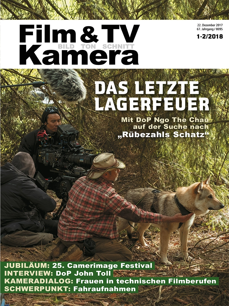 Produkt: FILM & TV KAMERA Digital 01-02/2018