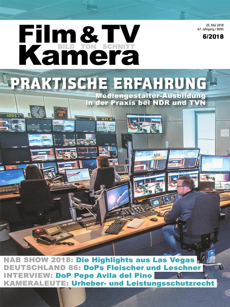 Produkt: FILM & TV KAMERA Digital 06/2018