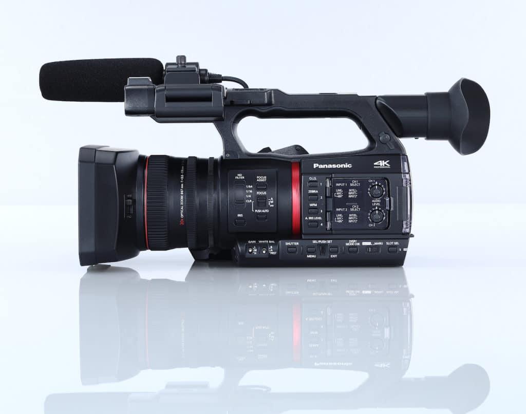 Pansonic AG-CX350 - 4K Kamera