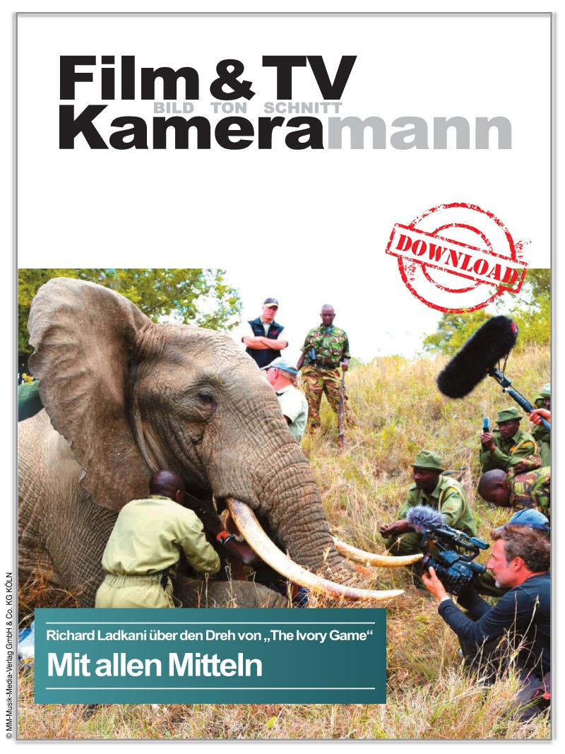 """Produkt: DoP Richard Ladkani über """"The Ivory Game"""""""