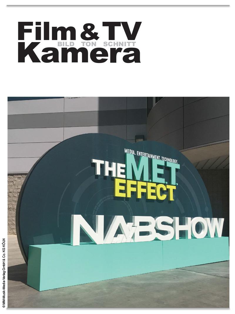 Produkt: NAB Show 2018: Die Neuheiten aus Las Vegas