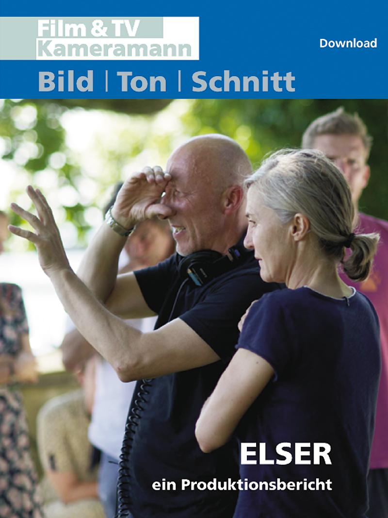 Produkt: Produktionsbericht »Elser«
