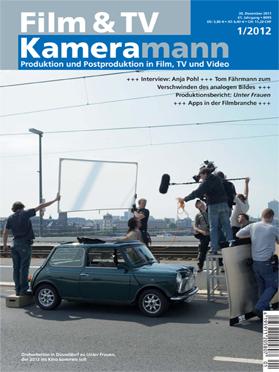 Produkt: Film & TV Kameramann Digital 01/2012