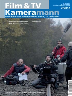 Produkt: Film & TV Kameramann Digital 02/2012