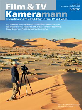 Produkt: Film & TV Kamera 03/2012 Digital