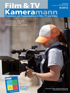 Produkt: Film & TV Kameramann Digital 04/2012