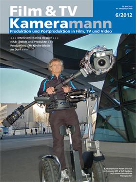 Produkt: Film & TV Kameramann Digital 06/2012