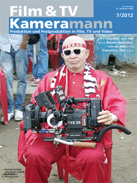 Produkt: Film & TV Kameramann Digital 07/2012