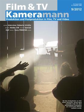 Produkt: Film & TV Kameramann Digital 09/2012