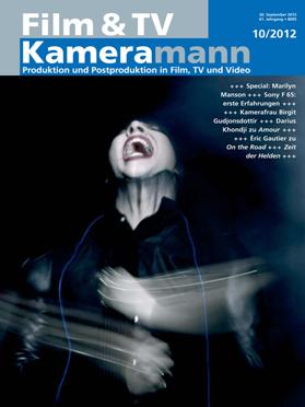 Produkt: Film & TV Kamera 10/2012 Digital