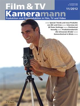 Produkt: Film & TV Kameramann Digital 11/2012
