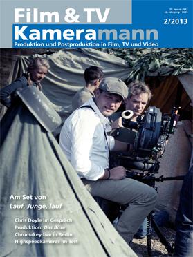 Produkt: Film & TV Kameramann Digital 2/2013