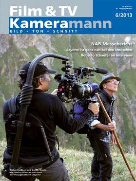 Produkt: Film & TV Kamera 6/2013 Digital