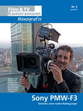 Produkt: Monografie Sony PMW-F3 Nr. 2
