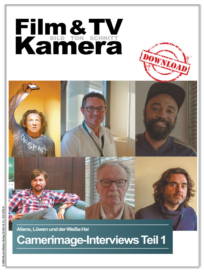 Produkt: Camerimage Interviews Teil 1