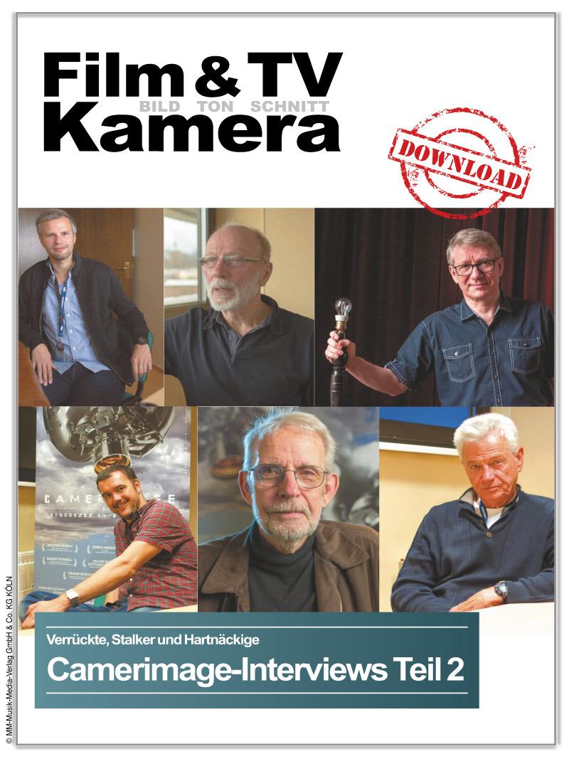 Produkt: Camerimage Interviews Teil 2