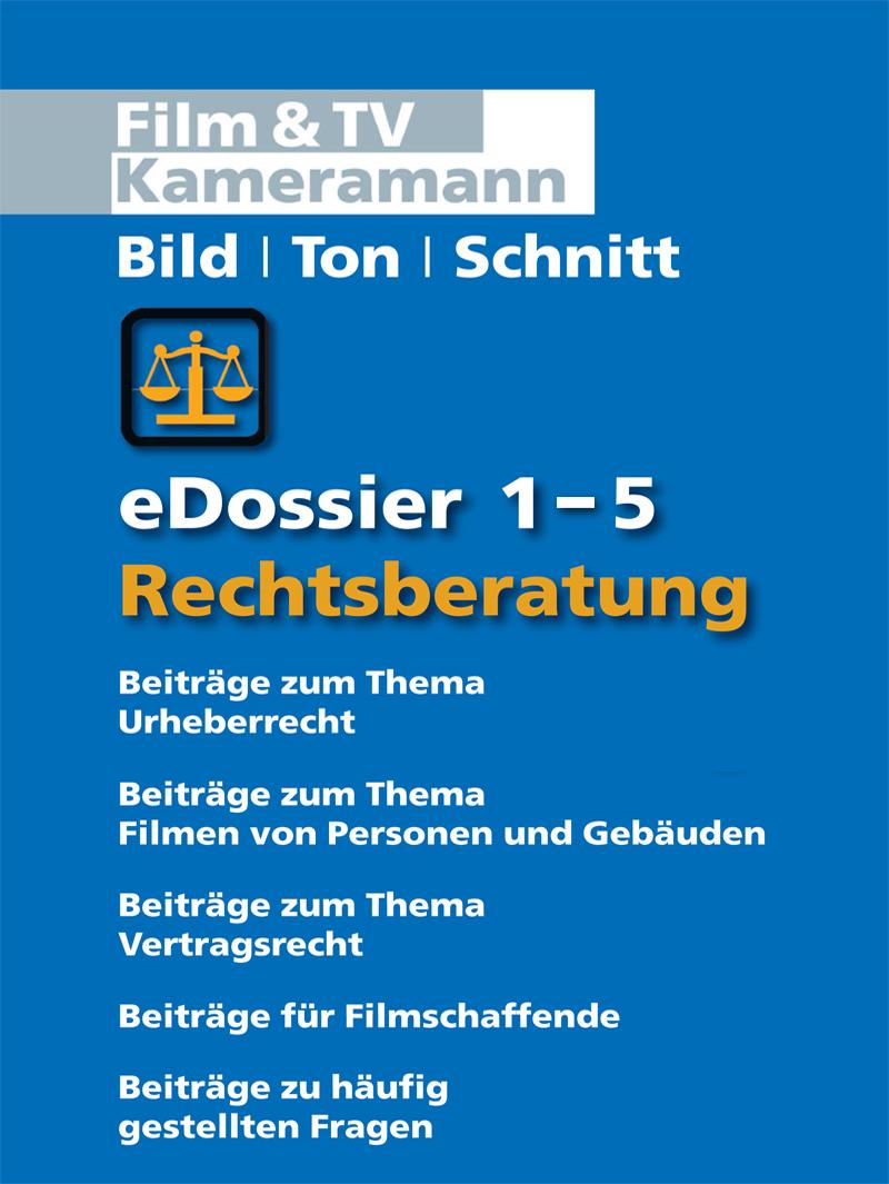 Produkt: Bundle eDossier Rechtsberatung Teil 1 bis 5