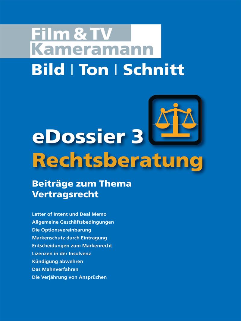 Produkt: Rechtsberatung eDossier 3: Beiträge zum Thema Vertragsrecht