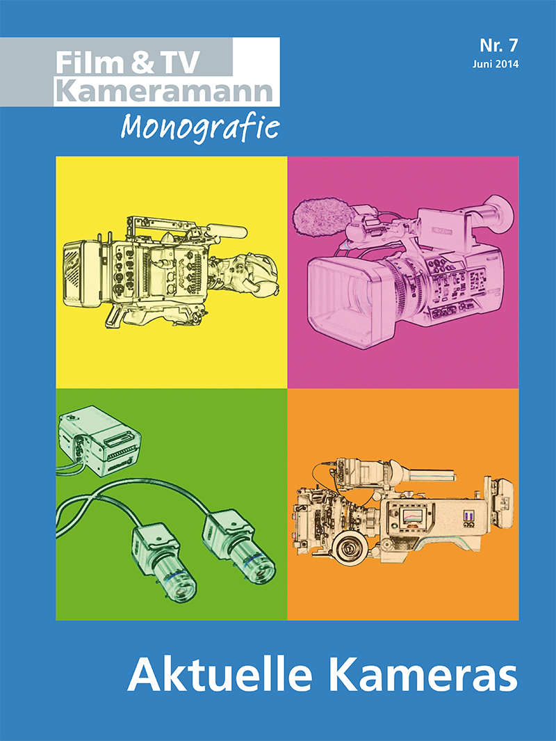 Produkt: Monografie Aktuelle Kameras  Nr. 7