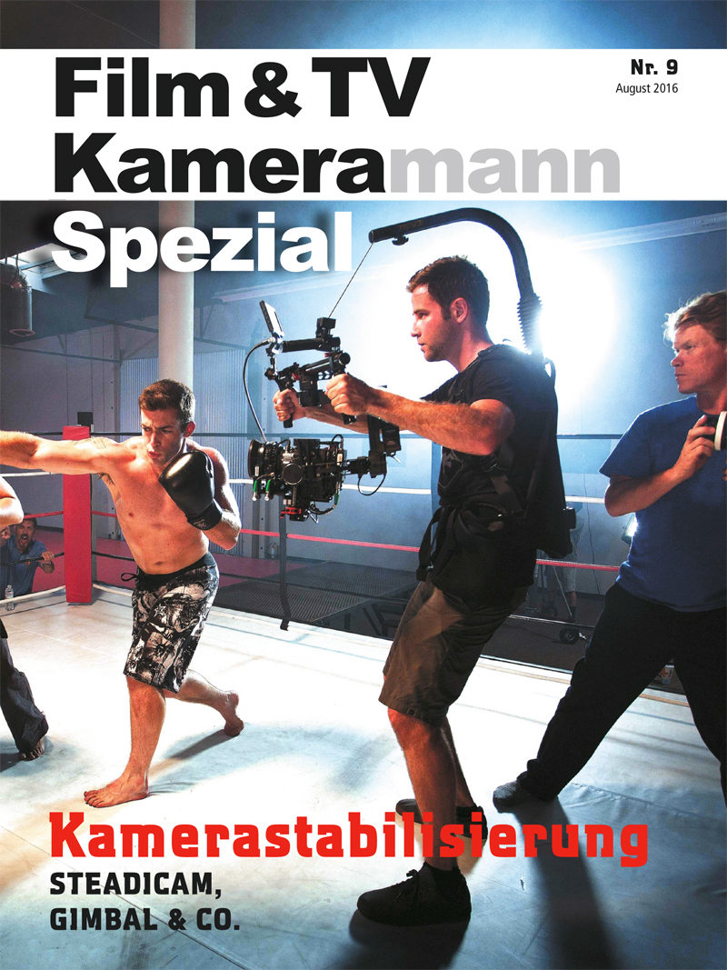 Produkt: Film & TV Kameramann Spezial Nr. 9 – Kamerastabilisierung
